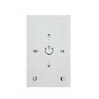 White LED Wall Dimmer