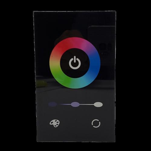RGB Black Wall Controller