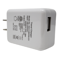 USB 2A Travel Adapter