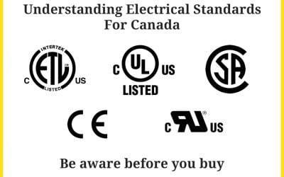 Meeting Canadian Electrical Standards | LED Standards
