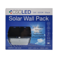 Solar Wall Pack