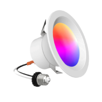 4 nch RGBW Smart Downlight