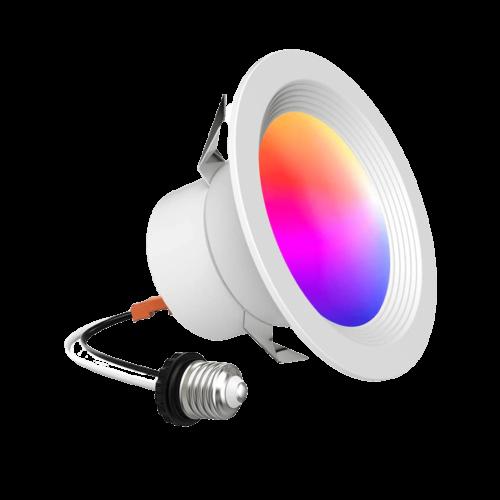 4 nch RGBW Smart Downlight
