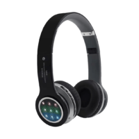 Bluetooth Headphones-Black