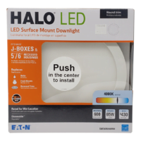 Halo LED Surface Mount Downlight
