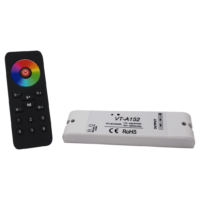 Programmable RGB Controller and RGB Remote