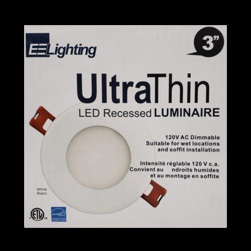 """UltraThin 3"""" Pot Light"""