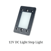 Low Voltage LED Step Light