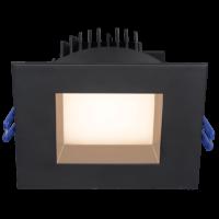 4 inch Square Regressed Pot Light