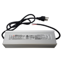 Waterproof 150W 12V DC CV LED Driver
