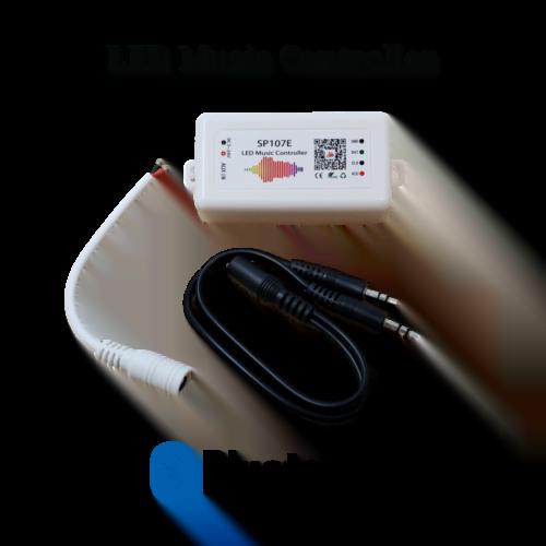 Digital LED Music Controller