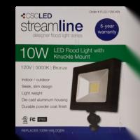 CSC 10W LED Flood Light