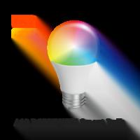 A19 WiFi RGBW LED Bulb